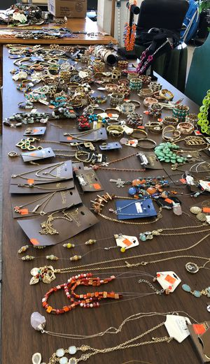 New costume jewelry 3 for $10 for Sale in Cahokia, IL