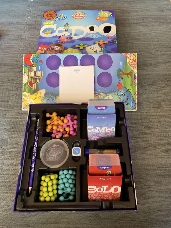 Cadoo Board Game