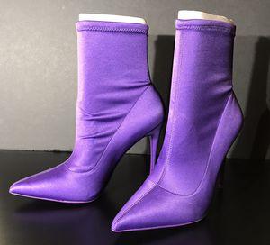 NEW IN BOX - Aldo Cirelle -52 Purple Boots Size 9 for Sale in La Mesa, CA