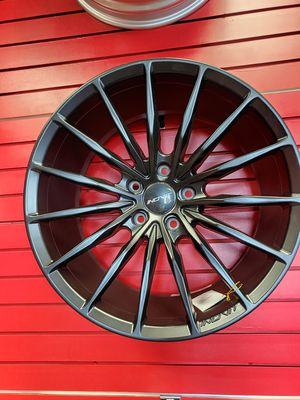 Black Rims Wheels 19x8.5 19x9.5 5x120 Staggered for Sale in Bellflower, CA