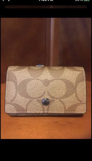 Brand new Coach key wallet for Sale in Downey, CA