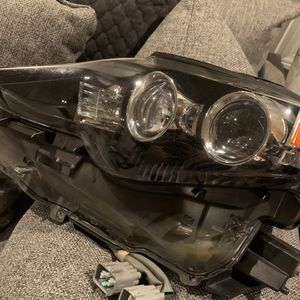 2014 2015 2016 Lexus IS IS250 IS350 Left Driver Side LED Headlight OEM LH for Sale in Lowell, MA