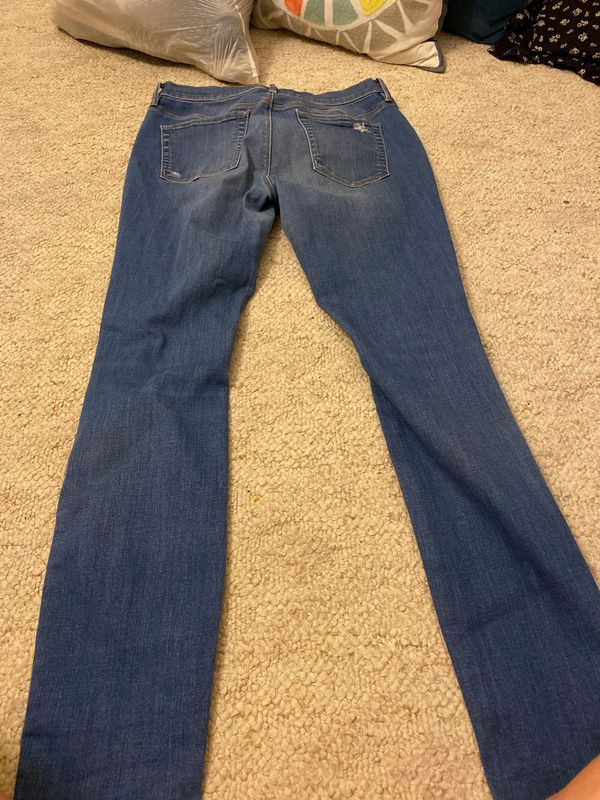 Pac Sun Ripped Jeans, Size 29