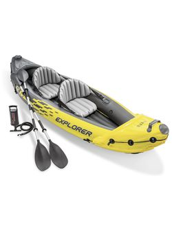 Intex Explorer K2 Kayak, for Sale in Washington,  DC