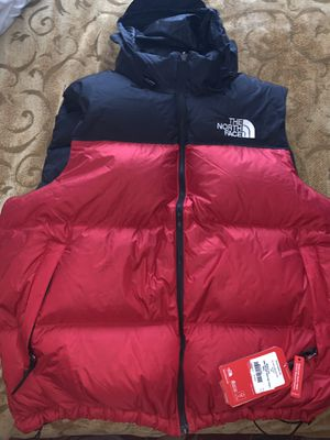 North face Vest (New) for Sale in Mountain View, CA