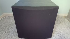 BOSTON ACOUSTICS MICRO90PV POWERED SUBWOOFER - NEW for Sale in Bothell, WA