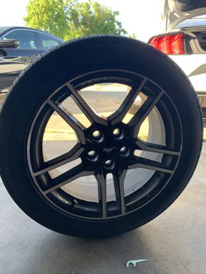 Clean rims, good tires! Shoot me an offer for Sale in Fresno, CA