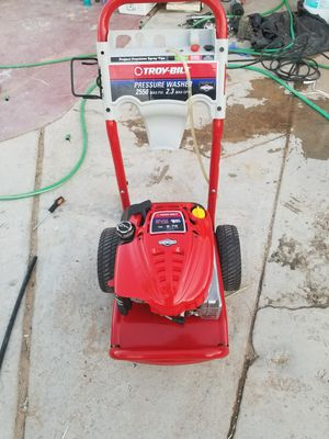 Troy pressure washer for Sale in Las Vegas, NV