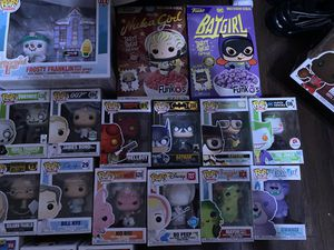 FUNKO POPS - Various!! Some Vaulted for Sale in Wesley Chapel, FL