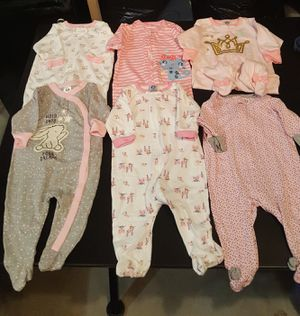 Baby girl clothes size 3 months for Sale in Renton, WA