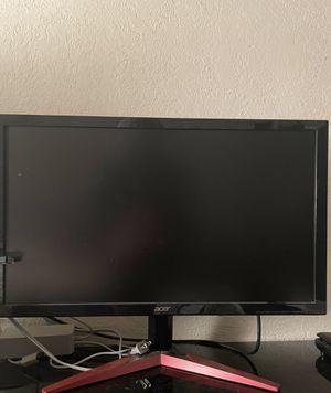 1080p 144hz 1ms monitor for Sale in Selma, CA