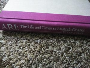 Ari The Life and times of Aristotle onnassis for Sale in Newnan, GA