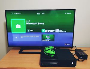 Xbox One with Games for Sale in Miramar, FL