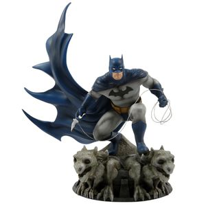 "Batman Jim Lee Chronicle Collectible 12"" Statue GameStop ThinkGeek Exclusive DC for Sale in Lewisville, TX"