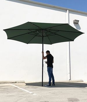 NEW $55 Patio Umbrella 13ft for Sale in Downey, CA