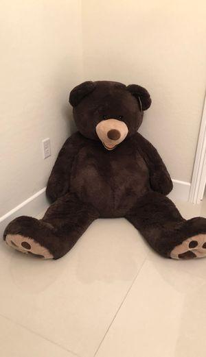 "New 53"" teddy bear very soft for Sale in Las Vegas, NV"