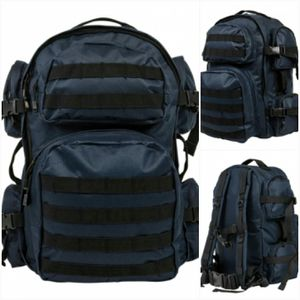 NEW NCSTAR DELUXE TACTICAL BACKPACK - BLUE/BLACK for Sale in Ontario, CA