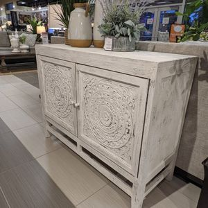 White Console Table for Sale in Portland, OR