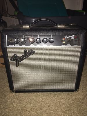Guitar amp and other stuff! for Sale in Kent, WA