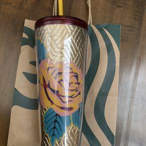 New Starbucks Cup For Sale for Sale in Modesto, CA