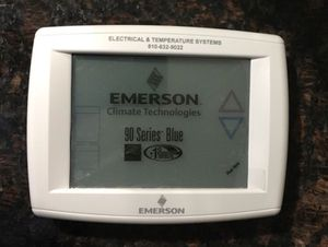 Brand new Emerson 1F97-1277 programmable thermostat for Sale in Beverly Hills, MI