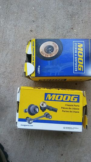 MOOG sway bar bushings for Sale in Smithville, TX