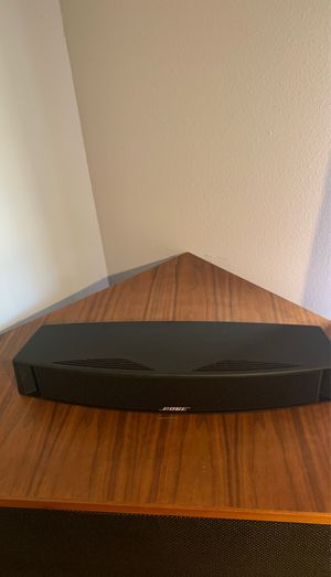 Bose vcs-10 center like new for Sale in Jurupa Valley, CA