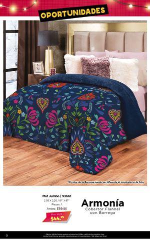 """Armonía"" Sherpa and Flannel Blanket/ Cobija Flannel con Borrego for Sale in Hammond, IN"