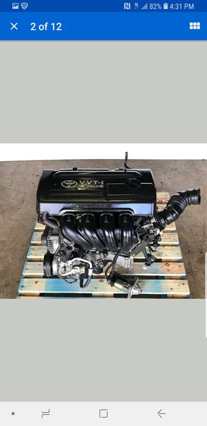 Used JDM 2000-2005 Toyota Corolla Matrix Engine 1.8L VVT-i Motor for Sale in Tampa, FL
