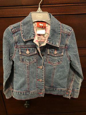 New Hello Kitty by Sanrio denim jacket for Sale in Baldwin Park, CA