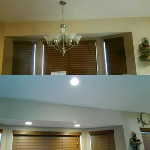 Electrical, recessed lights, fans, hot, tubs, switches, recepts,etc for Sale in Phoenix, AZ