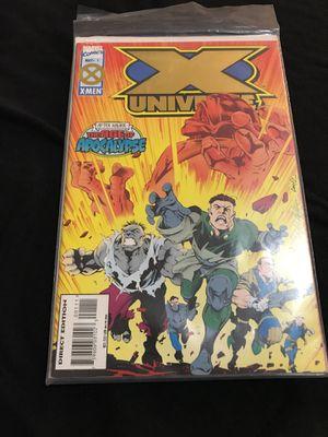 X universe comic book for Sale in LAUREL PARK, WV