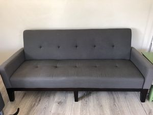 Futon Sofa for Sale in Los Angeles, CA