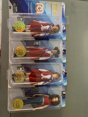 Lot Of 4 Mego Dolls for Sale in Henderson, NV