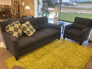 Cagny sofa & chair set for Sale in Baton Rouge, LA