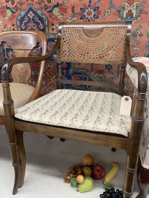 Cane Back Chair for Sale in Burke, VA