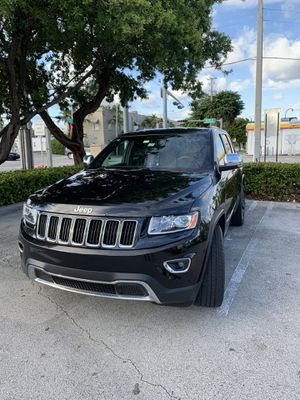 Jeep Grand Cherokee Limited for Sale in Miami, FL