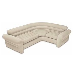 Inflatable Air Corner Sofa/Brand New for Sale in Detroit, MI