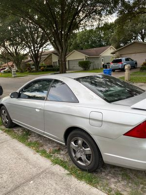 2002 Honda Civic Coupe for Sale in Tampa, FL