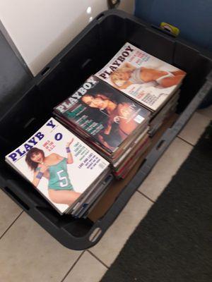 120 Playboy magazines for Sale in Boulder City, NV