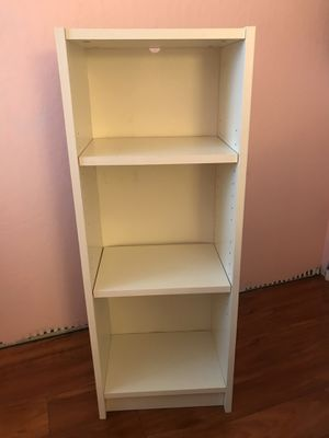 White Bookcase for Sale in Antioch, CA