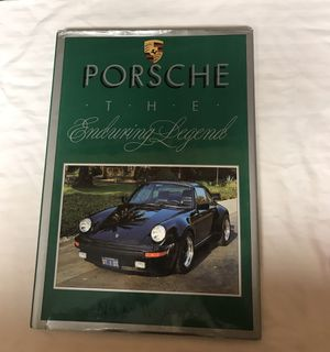 Porsche Table Book for Sale in Destin, FL