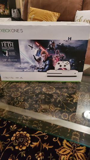 X Box One S- 1TBNever opened brand new for Sale in Rockville, MD