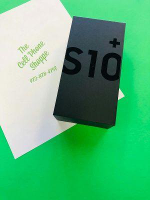 Brand New In Box Samsung Galaxy S10 Plus $670 for Sale in Carrollton, TX
