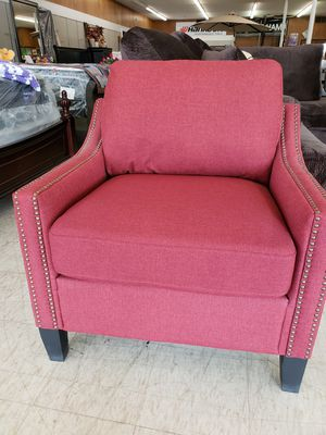 Red Accent Chair for Sale in Weslaco, TX