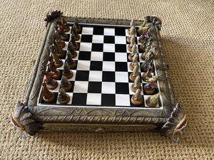 Native American Chess Set for Sale in Phoenix, AZ
