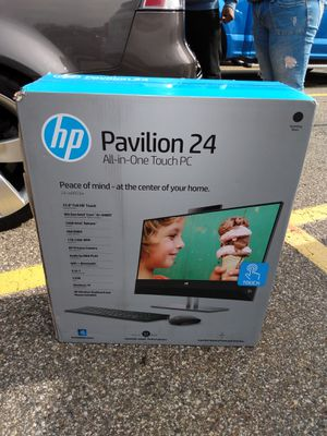 24inch touch screen pc for Sale in Kalamazoo, MI