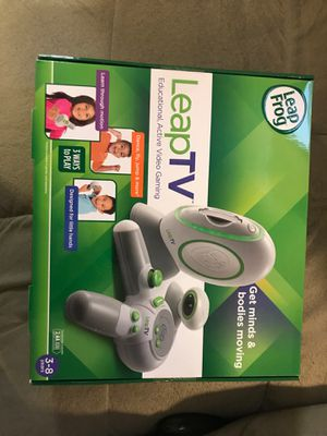Leap Frog LeapTv for Sale in Pittsburgh, PA