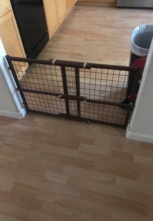 Pet gate for Sale in Stockton, CA