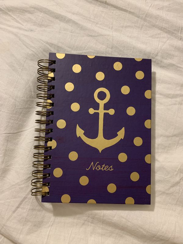 Notebook, 160 ruled sheets